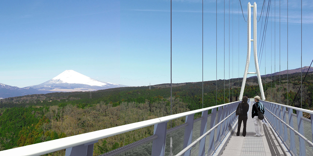 三島大吊橋